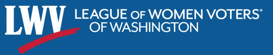 Logo of League of Women Voters of Washington