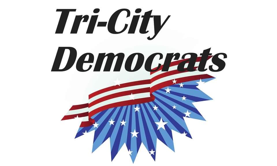 Tri-City Democrats logo