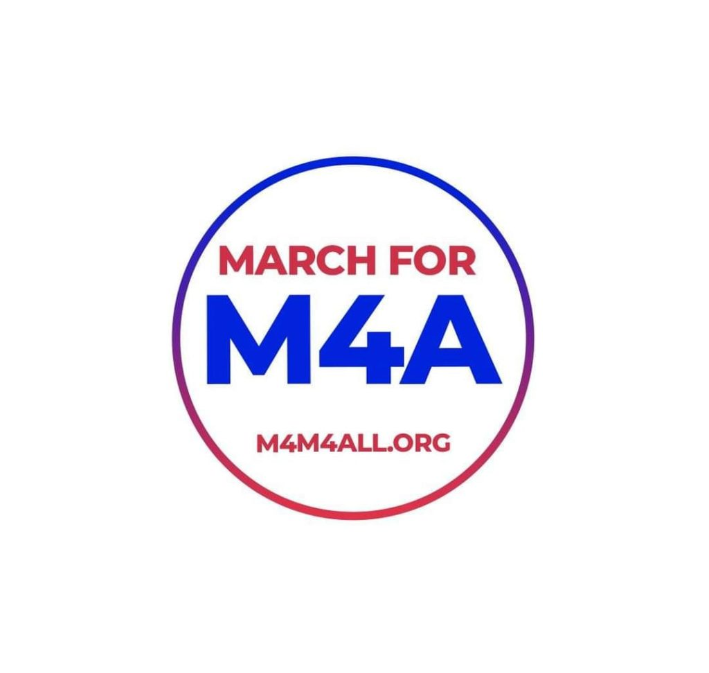 March for All Logo